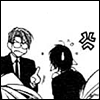 idealism: (Tatsumi is so mean!)