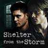 briarwood: Fic Icon: SPN Shelter From The Storm (Fic Shelter)