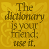 and: (dictionary)