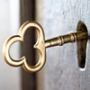ria: key in lock (key in lock)