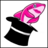 shark_hat: (pink)