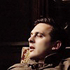 angel_of_bastogne: Grant in a chait (Grant relaxed)