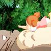 foreden: (totoro - sleepy comfy)