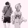 foreden: (champloo - fuu & mugen - following you)