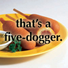 slowshow: (five dogger)
