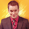 out_there: Ianto is amused and very adorable (TW: Happy Ianto by cowboyhd)