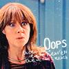 agapi42: Sarah Jane says oops (SJA - Sarah oops)