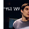 shanaqui: Simon from Firefly. Text: Can't take the sky. ((Simon) Can't take the sky)