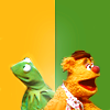 caz963: (Kermit & Fozzie)