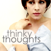 silensy: (Thinky Thoughts // Pensive)