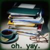 wordplay: (Work makes me go yay)