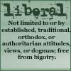 wordplay: (Liberal)
