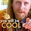 wordplay: (You WILL be cool!)