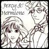 wordplay: (Percy/Hermione)