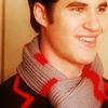 mediumdrip: (scarf smiling)