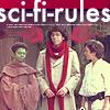 wordplay: (Sci Fi Rules)