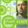 wordplay: (Zelenka as Pimp Daddy)