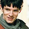 wordplay: (Merlin - smiling Merlin)