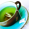 gunpowdertea: a cup of green tea (tea)