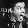 evil_witch666: (Dean holy crap)
