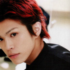 vividmornings: (yusuke - red hair)