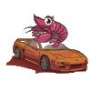 solo: (Car shrimp)