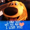 cinderlily: (up:: dug loves you)