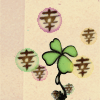 ext_33667: A four-leaf clover from the videogame Okami (Default)
