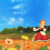 deathlights: (fields of flowers)