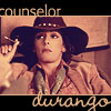 ursamajor: Troi is not a cowboy. (my name is durango)