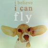 zazaone: (Zaza I believe I can fly)