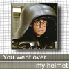kaylashay81: (Spaceballs - Over My Helmet)