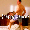 kaylashay81: (NCIS - Tony Happy Dance)