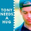 kaylashay81: (NCIS - Tony Hug)