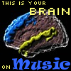 ursamajor: what areas of the brain get activated when listening to music (this is your brain on music)