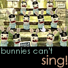 ursamajor: choir of bunnies (bunnies can't sing)