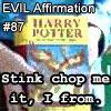 wahlee: (Stink Chop)