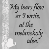 wahlee: (Melancholy)