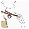 thescarletribbon: (scarlet ribbon necklaces.)