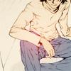 ryuuzaki: (sitting on the floor)