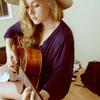 wethepainted: Greta Salpeter playing a guitar (Dear Greta, Greta)
