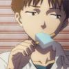 idleness: (Replacement / Shinji)
