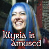 speaker_to_customers: (Illyria Amused)