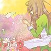 hagyjbeken: (In the flowers)