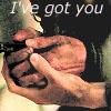 arliss: (I've got you)