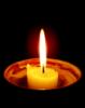 arliss: (dish candle)