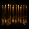 arliss: (candle reflection)