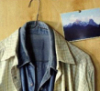arliss: (shirts and postcard)