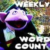 kittydesade: (weekly word count)