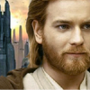 bristrek: A youngish but bearded Obi-Wan headshot infront of city scape (SW Obi-Wan)